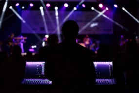 concerts and musical events production